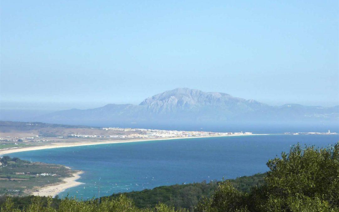 Alquiler casa con jardín Información Parque Natural del Estrecho