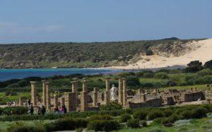 playa bolonia ruinas baelo claudia