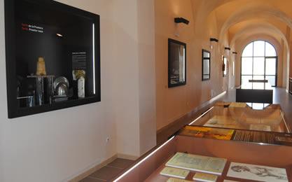 centro museo dentro del castillo guzmán el bueno