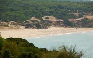 playa cañuelo tarifa
