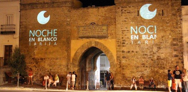 Noche en Balanco en Tarifa